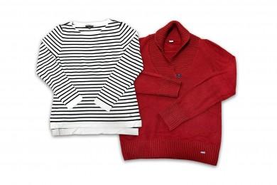 Heavy Pullovers