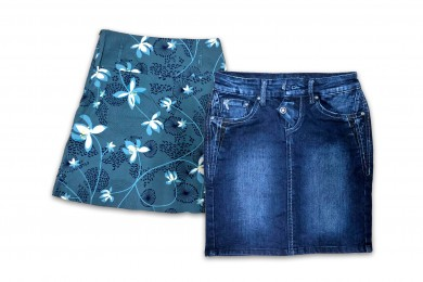 Ladies' Summer Skirts - EXTRA quality