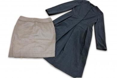 Ladies' Winter Skirts & Dresses - CREAM quality