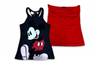 Sleeveless T-shirts - A quality