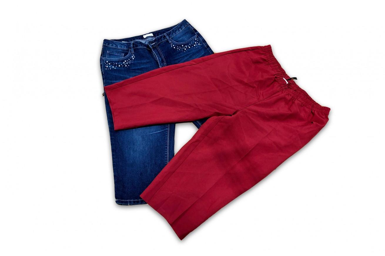 Adult Capri Trousers