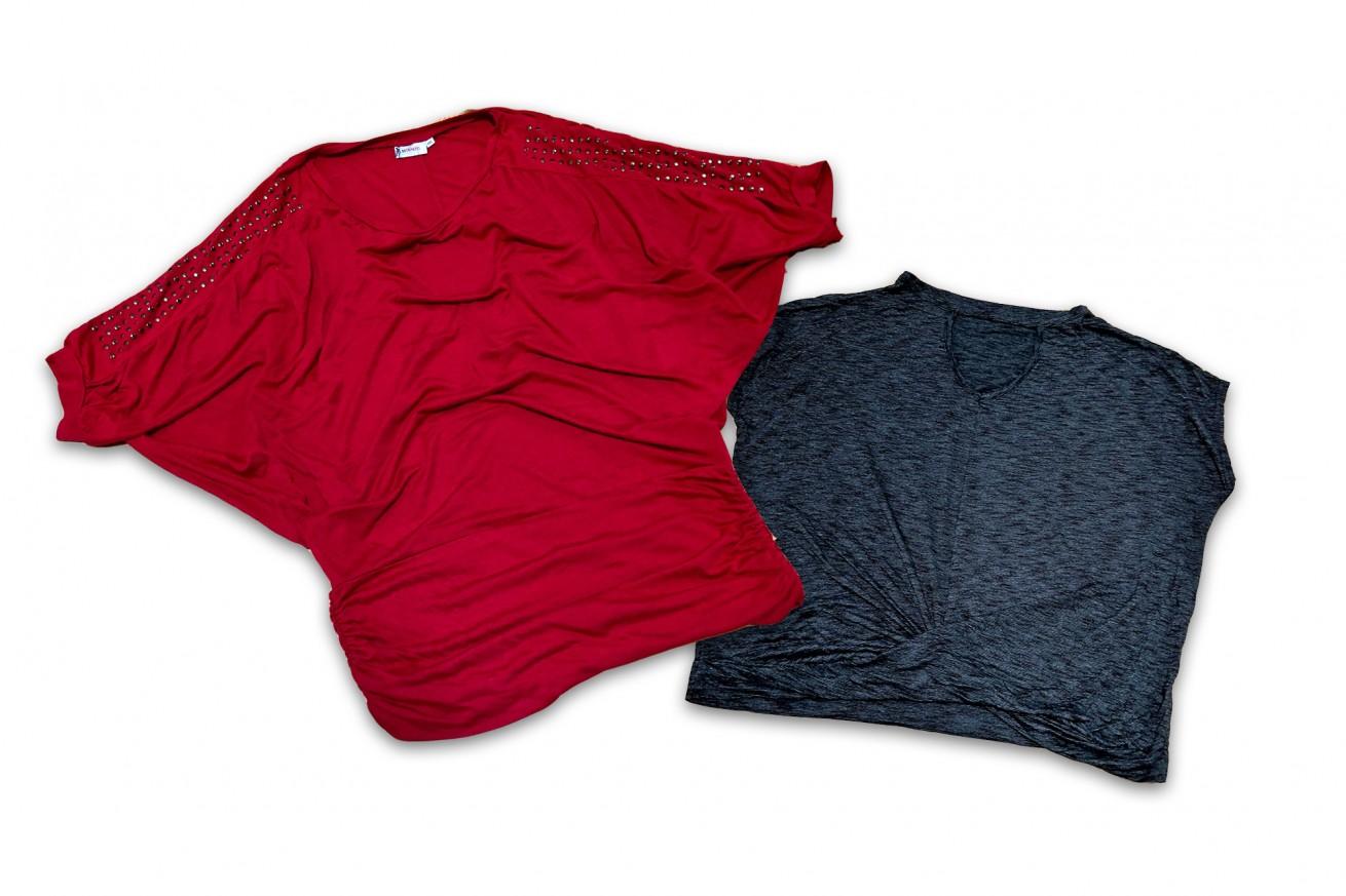 Ladies' T-shirts - A quality