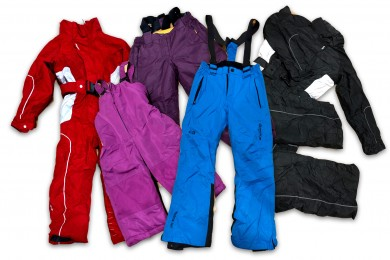 Children's Ski Clothing