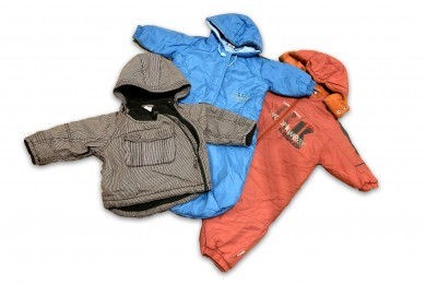Mixed Baby Winter Clothing